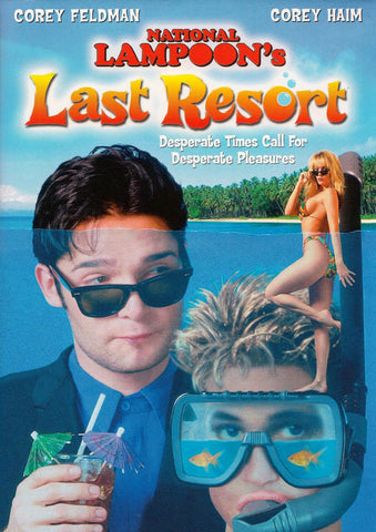 National Lampoon s Last Resort (LIONSGATE USA VERSION) DVD Movie