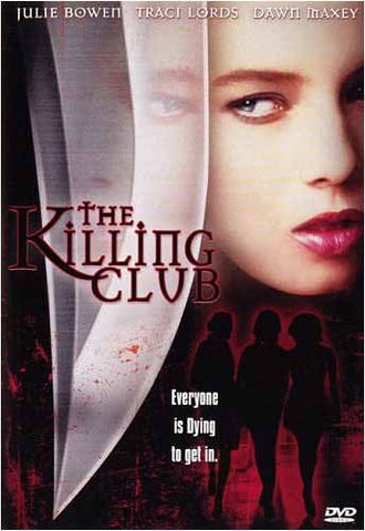 The Killing Club DVD Movie