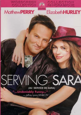 Serving Sara (Widescreen Edition)(bilingual) DVD Movie