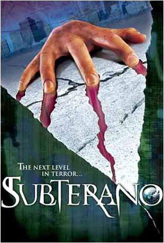 Subterano DVD Movie