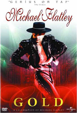Michael Flatley - Gold DVD Movie
