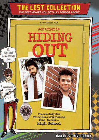 Hiding Out DVD Movie