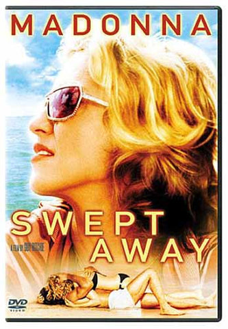 Swept Away DVD Movie
