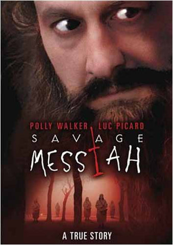 Savage Messiah DVD Movie