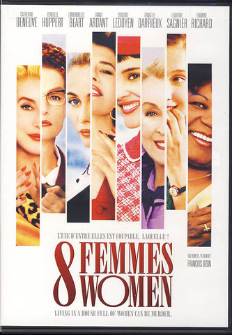 8 Women (Bilingual) DVD Movie