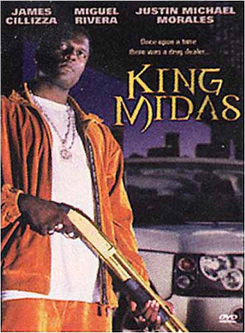 King Midas DVD Movie