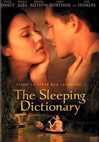 The Sleeping Dictionary DVD Movie