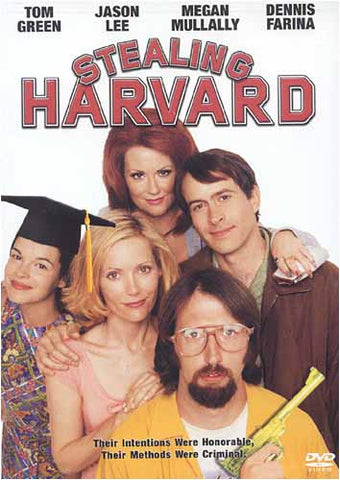 Stealing Harvard DVD Movie