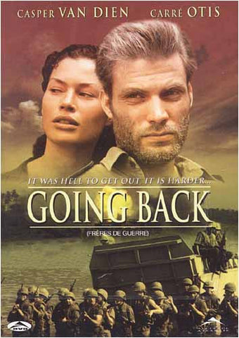 Going Back (Bilingual) DVD Movie