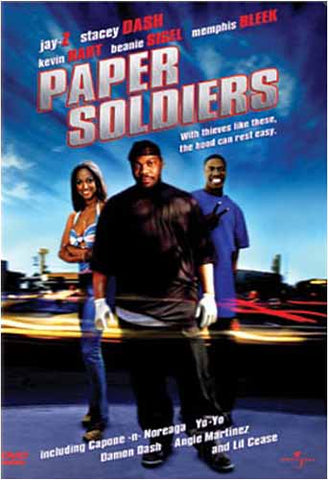 Paper Soldiers DVD Movie