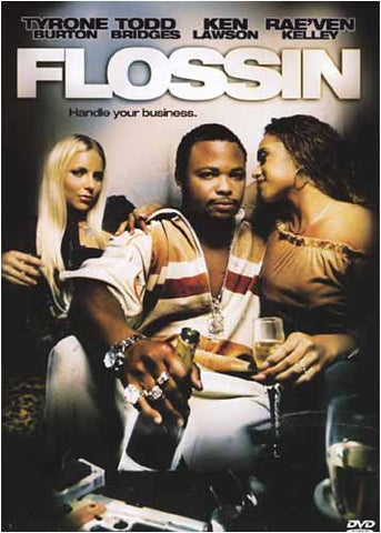 Flossin DVD Movie