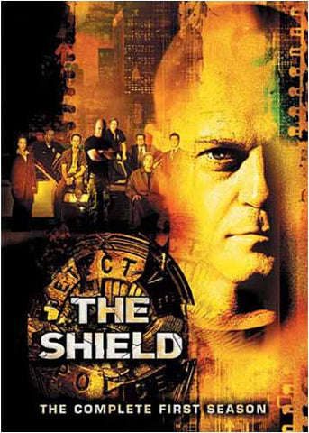 The Shield - Season 1 (Boxset) DVD Movie
