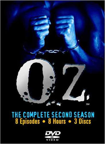 Oz - The Complete Second Season (Boxset) DVD Movie