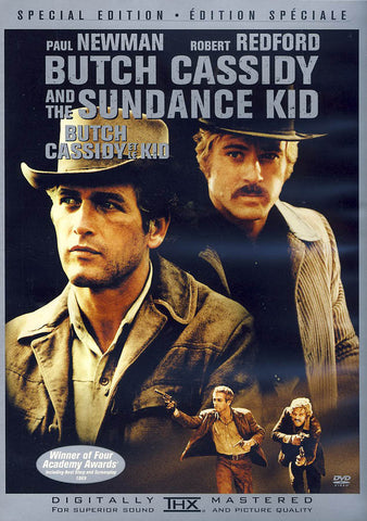 Butch Cassidy and the Sundance Kid (Special Edition) (Bilingual) DVD Movie