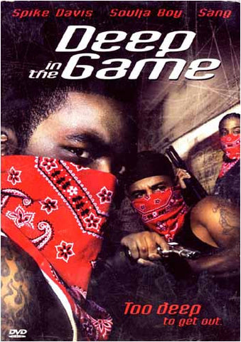 Deep in the Game DVD Movie