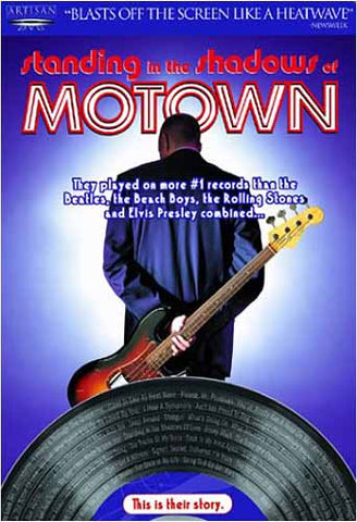 Standing in the Shadows of Motown DVD Movie