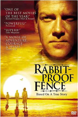Rabbit Proof Fence DVD Movie