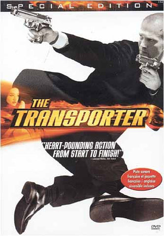 The Transporter (Special Edition) DVD Movie