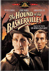 The Hound Of The Baskervilles (Christopher Lee) (Black)