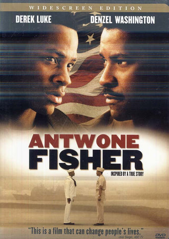 Antwone Fisher (Widescreen Edition) DVD Movie