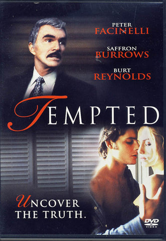 Tempted DVD Movie