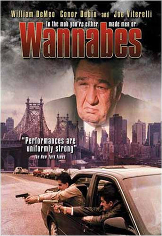 Wannabes (William DeMeo) DVD Movie