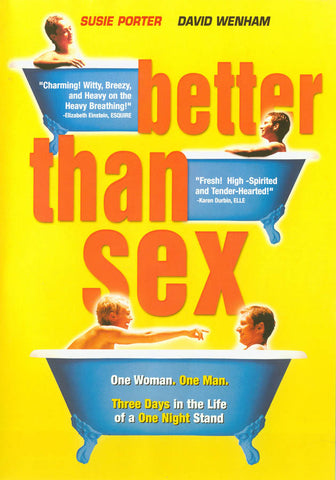 Better Than Sex DVD Movie