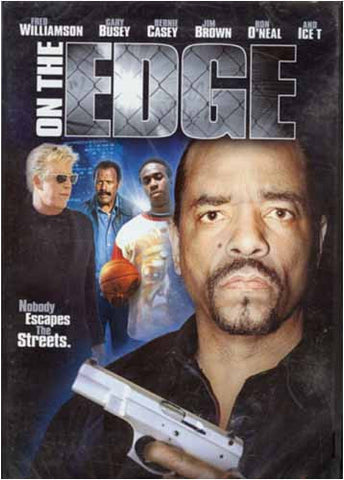 On the Edge (Fred Williamson) DVD Movie