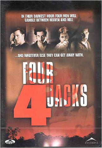 Four 4 Jacks DVD Movie