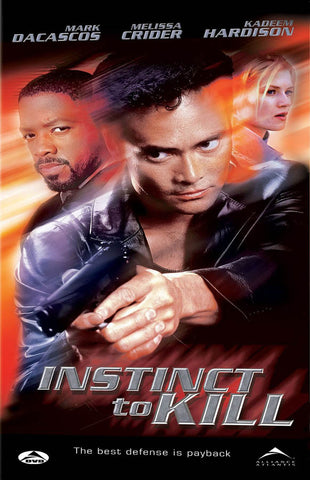 Instinct to Kill DVD Movie