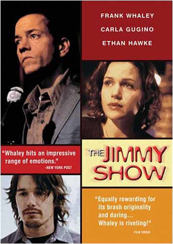 The Jimmy Show DVD Movie
