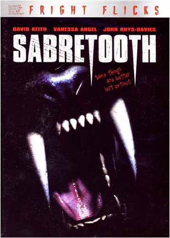 Sabretooth DVD Movie