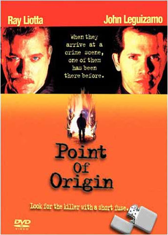 Point of Origin DVD Movie