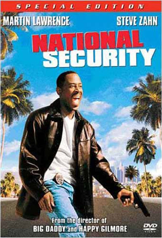National Security (Special Edition) (Full Screen) (Widescreen) DVD Movie