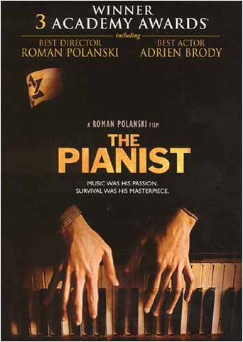 The Pianist (Adrien Brody) (2 Disc) (Widescreen) DVD Movie