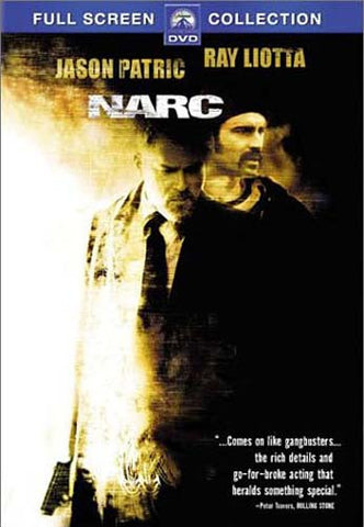 Narc (Full Screen) DVD Movie