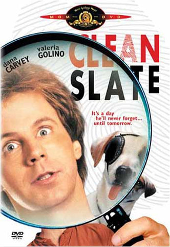 Clean Slate DVD Movie