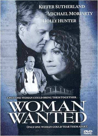 Woman Wanted DVD Movie