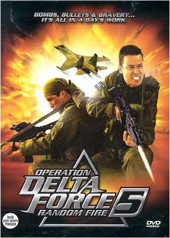 Operation Delta Force 5 - Random Fire DVD Movie