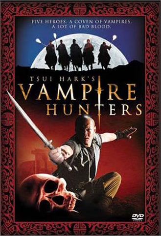 Tsui Hark's Vampire Hunters DVD Movie