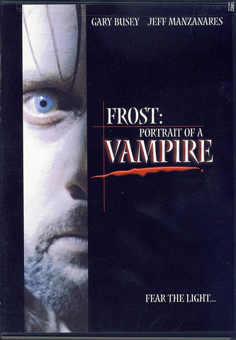 Frost - Portrait of a Vampire DVD Movie