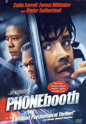 Phone Booth (Bilingual) DVD Movie