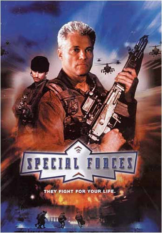 Special Forces (Isaac Florentine) DVD Movie