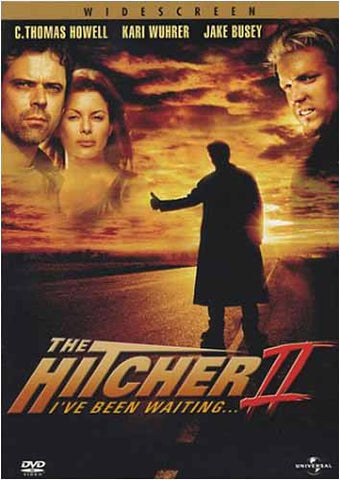 The Hitcher 2 - I ve Been Waiting (Bilingual) DVD Movie