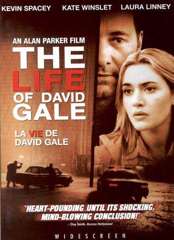 The Life of David Gale (Widescreen Edition)(Bilingual) DVD Movie