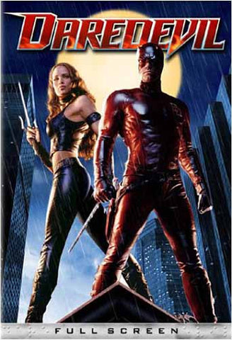 Daredevil (Full Screen Edition) DVD Movie