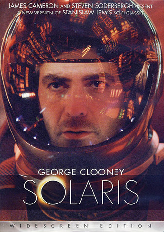 Solaris (George Clooney) DVD Movie