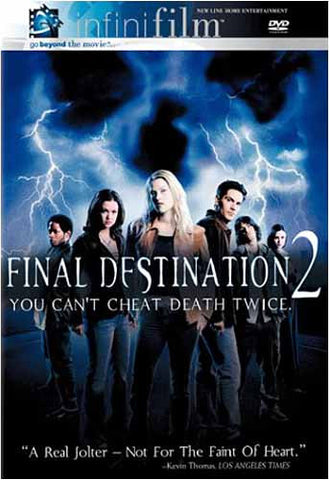 Final Destination 2 (Widescreen/Fullscreen) (Bilingual) DVD Movie