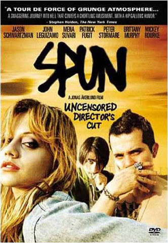 Spun (Unrated) (Uncensored Director 's cut) DVD Movie
