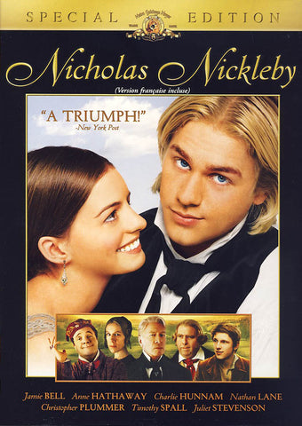 Nicholas Nickleby - Special Edition (MGM) (Bilingual) DVD Movie